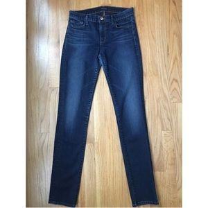 J Brand Rail skinny jeans size 27